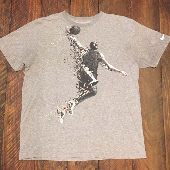 Nike Other - LeBron James Nike dri-fit shirt in large